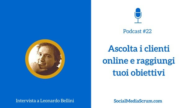 Banche e social media: audio intervista a Leonardo Bellini