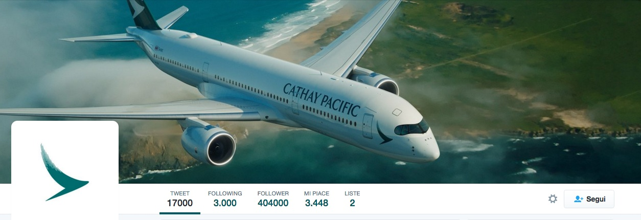 cathay twitter