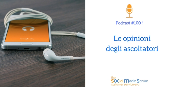 il podcast sul Social Customer Service